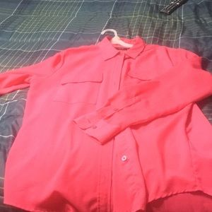 Apt 9 size M button down shirt